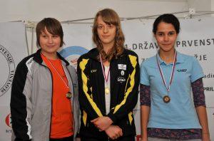 DP 2012 Tjaša 3. mesto